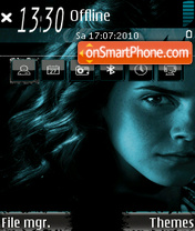 Hermione Theme-Screenshot