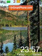 Beautiful Nature theme screenshot