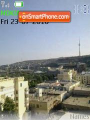 Baku theme theme screenshot