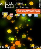 My color ball fp1 theme screenshot