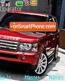 Land Rover es el tema de pantalla