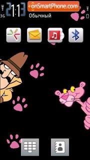 Pink Panther 07 theme screenshot