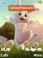 Skipping rabbit es el tema de pantalla