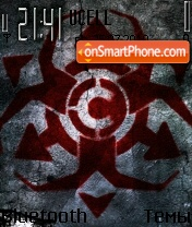 Chimaira Theme-Screenshot