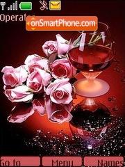 Drink from roses es el tema de pantalla