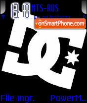 DG Logo theme screenshot