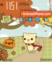 Qiaoqiaomiao shop theme screenshot
