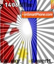 Pinoy Ako tema screenshot