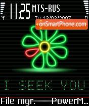 ICQ es el tema de pantalla