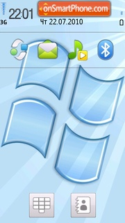 Windows Vista 05 theme screenshot