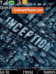 Inception 03 theme screenshot