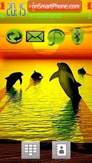 Dolphins 06 es el tema de pantalla