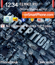 Inception 04 theme screenshot