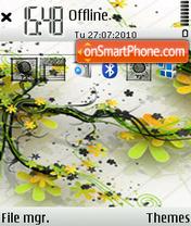Sketch Icons es el tema de pantalla