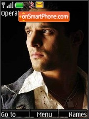 Jimmy Shergill theme screenshot