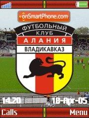FC Alaniya K790 es el tema de pantalla