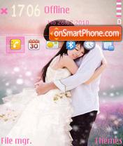 Hug 01 theme screenshot