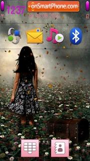 Capture d'écran Pink Dreams thème
