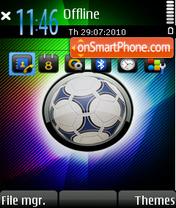 Football 2014 es el tema de pantalla