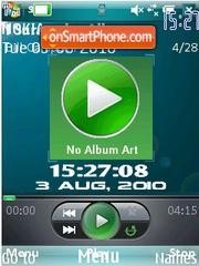 Windows_Player es el tema de pantalla