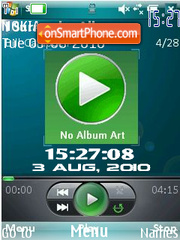 Windows_Player theme screenshot