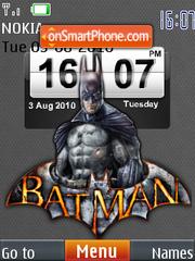 Batman 22 theme screenshot