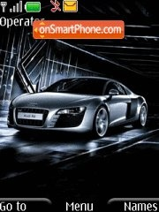 Audi With Ringtone tema screenshot