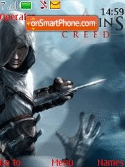 Assasins_Creed theme screenshot