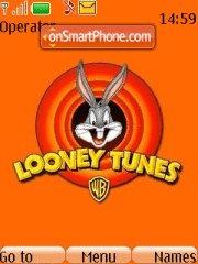 Скриншот темы LooneyTunes With Tone
