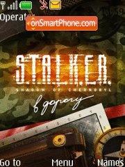 Stalker theme screenshot