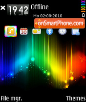 Colorpluse theme screenshot