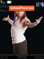 Jeff Hardy theme screenshot