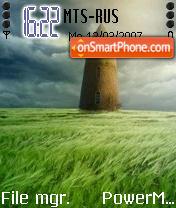 Tower es el tema de pantalla