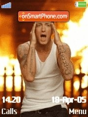 Eminem Rihanna es el tema de pantalla