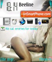 Longoria theme screenshot