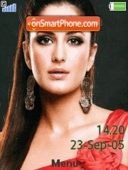 Katrina Kaif 19 theme screenshot