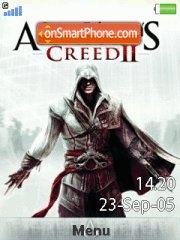 Assassin Creed 03 es el tema de pantalla