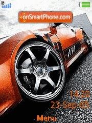 Nissan 370z 01 es el tema de pantalla