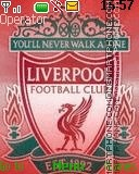 Liverpool theme screenshot