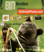Medvedy v2 Theme-Screenshot