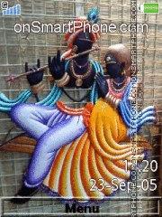 Radha Krishna 02 es el tema de pantalla
