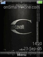Cavalli 01 theme screenshot