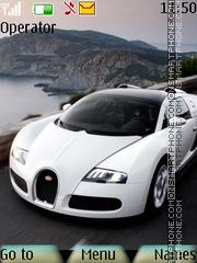 Bugatti Veyron Theme-Screenshot