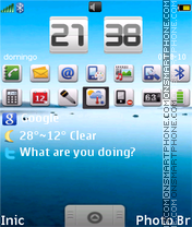 Android by To theme screenshot