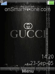 Gucci 15 theme screenshot