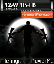 Kabus 22 theme screenshot