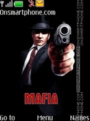 Mafia With Tone theme screenshot