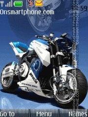 Yamaha New Theme-Screenshot