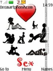 Love Position es el tema de pantalla