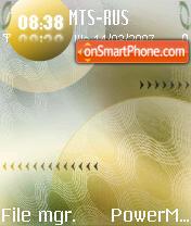 ChoC07 theme screenshot